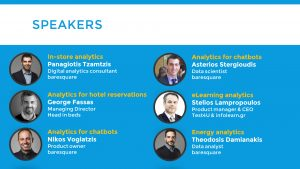 #1 Digital Analytics Meetup - Speakers