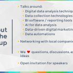 Digital analytics intro