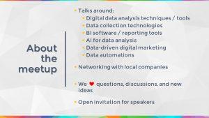 About Thessaloniki Digital Analytics Meetup