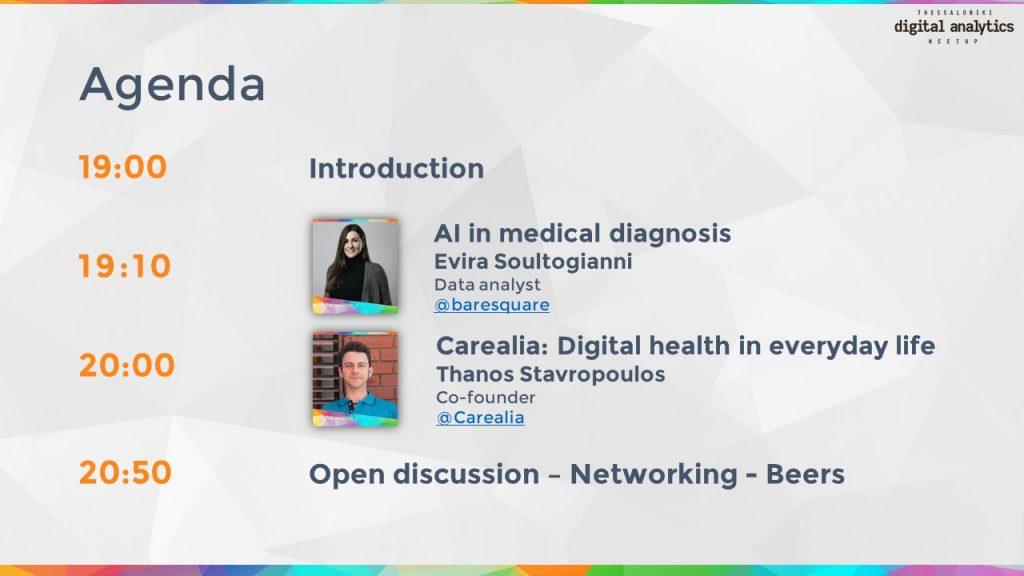 Digital analytics meetup #5 - Speakers