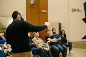Digital analytics meetup #6 - Τάσος Βεντούρης