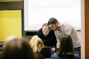 Digital analytics meetup #6 - Τάσος Βεντούρης & Παναγιώτης Τζαμτζής