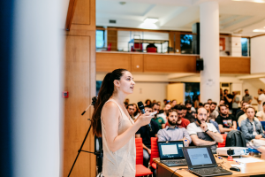 Digital analytics meetup #7 - Κατερίνα Χατζοπούλου