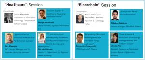 Tech forum sessions