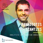 Παναγιώτης Τζαμτζής - Digital analytics meetup
