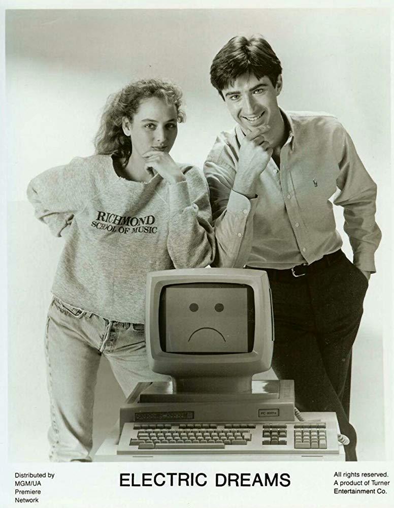 Electric Dreams Movie 1984
