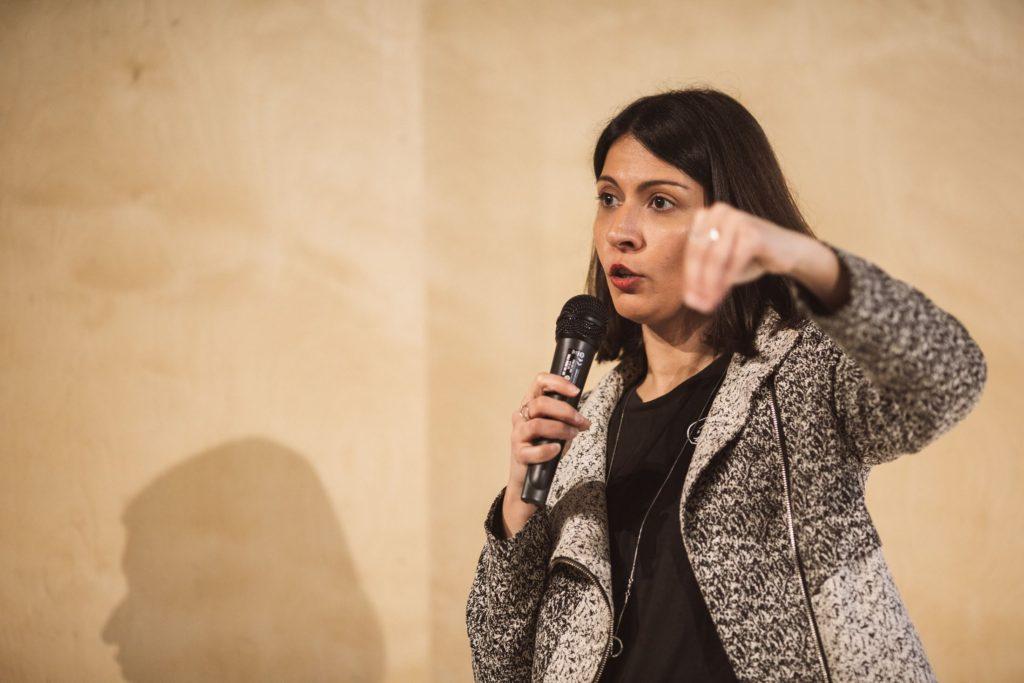 Digital Analytics Meetup #15 - Έβη Καρακόζογλου